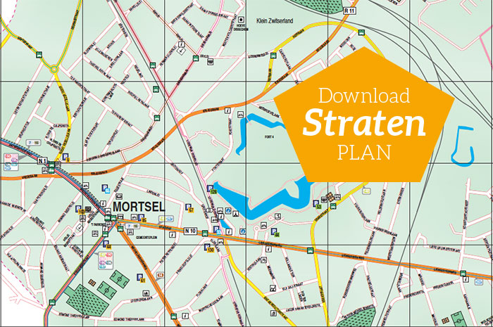 plan mortsel
