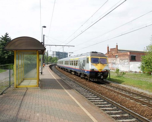 station Mortsel