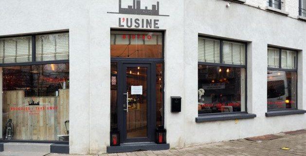 L'Usine geeft Agfa Gevaert-wijk extra kleur