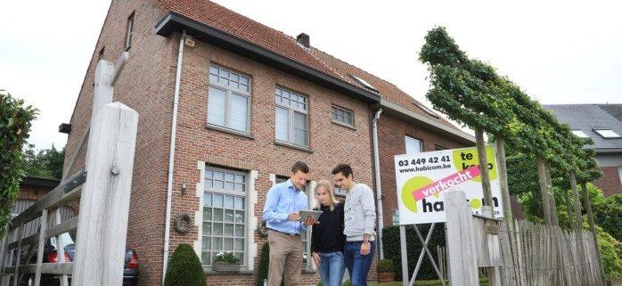 """Vastgoedmarkt in Antwerpse zuidrand blijft boomen: """"Huizen sneller verkocht dan dat ze binnenkomen"""