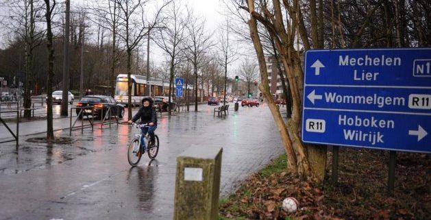 'Droom'brug Krijgsbaan