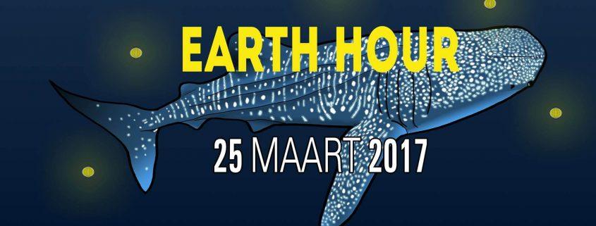 Earth Hour: doof de lichten op 25 maart