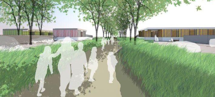 Opening nieuwe BKO in parkgebied Oude-God