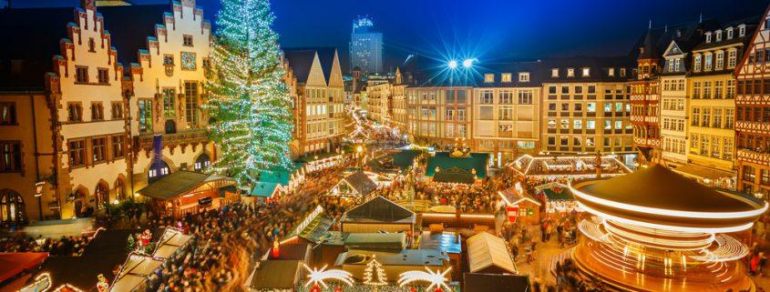 kerstmarkt Essen (Duitsland)