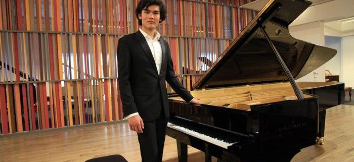 nieuw type piano