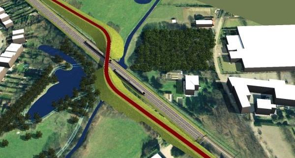 Aanleg fietsostrade F11 Antwerpen-Lier