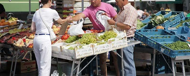 markt van Mortsel