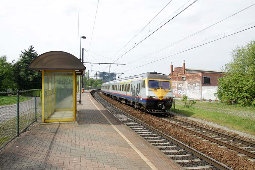 station Mortsel