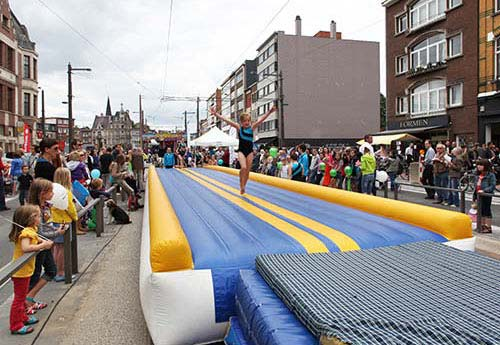 trampoline Mortsel