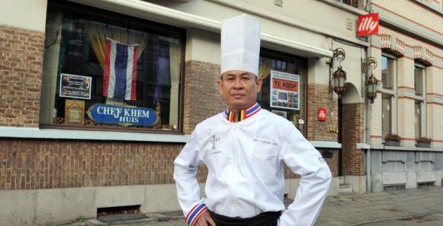 Thais restaurant in Mortsel