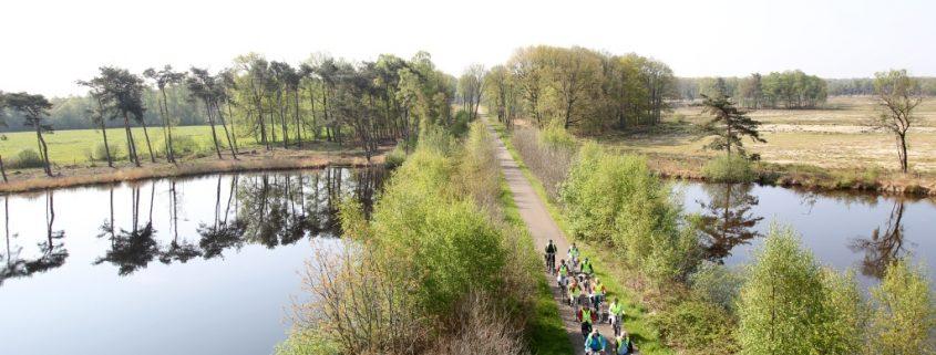 fietstocht Noorderkempen