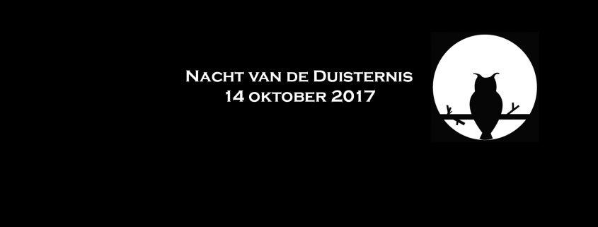 Nacht van de Duisternis op zaterdag 14 oktober